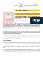 OTP Weekly Briefing 25 October-7 November 2011 103[1]