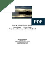 guía  introductoria a proyectos segunda version