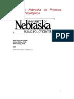 Guia Nebraska de Primeros Auxilios Psicologicos
