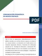 Comunicación pedagógica en medios digitales