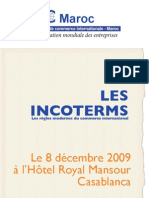 Programme Incoterms