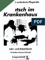 3468494262Deutsch-ImKrankenhaus No Recognize 1994B