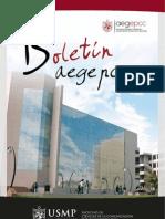 Boletín noviembre 2011 N°8