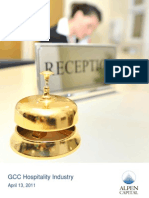 GCC Hospitality Report 13 April 2011