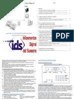 Manual Alarma AL 2000 IDS