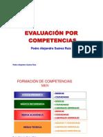 Evaluacion Competencias PEDRO a SUAREZ
