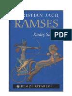 Jacq - Ramses 3 - Kades Savasi