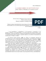 CAD y un Nuevo Referente Político-Social Popular Para Chile