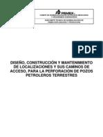 NRF 256 PEMEX 2010 Vigencia 28oct101