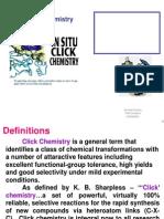 Ahmed Fazary_Click Chemistry