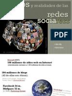 Mitos y Real Ida Des de Las Redes Sociales