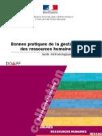Bonnes Pratiques de La Gestion Des Ressources Humaines_guide Methodologique