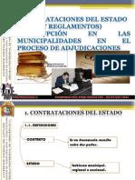 Contrataciones Del Estado y Corrupcion en Adquisiciones