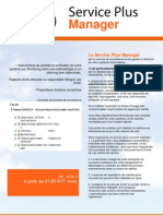 DeltaSystemes Perpignan - Service Plus Manager