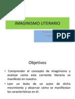 IMAGINISMO LITERARIO