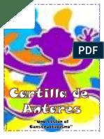 Cartilla de Antares Ed2