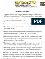 PARA-COMPROBAR DoRiYakiTU Reclama Ante La Mesa Electoral