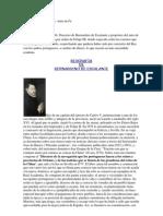 Bernardino de Escalante Datos y Biografia