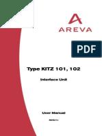 Kitz 101 102 User Manual