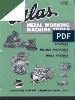 Atlas M52 Catalog