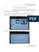 Documentacion Servidor Proxy-Linux