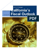 California Legislative Analyst's Office Report