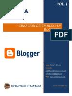 Guía Creación de un blog en Blogger