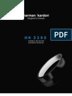 Hk 3390 Owners Manual