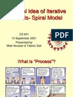 Final Spiral Model 97