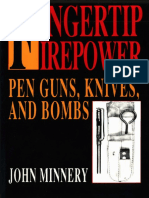 (Paladin Press) Fingertip Firepower All About Pen Guns