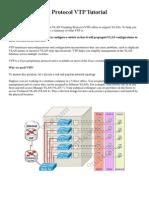 VLAN Trunking Protocol VTP Tutorial