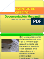 Session 1 - Documentos de crédito (El Vale)