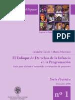 Programación enfoque DD. Serie_practica_1_UCM