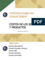Costo de Los Servicios y Productos-EnVIO1