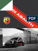 Fiat USA - 2012 US Fiat 500 Abarth Press Kit