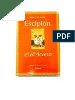 Escipion El Africano (Ross Leckie)