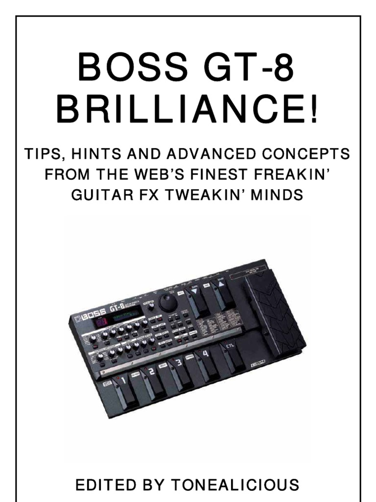 Boss Gt 8 Brilliance Equalization Audio Amplifier This Is The Wiring Schematic For Roland Ev5 Expression Footpedal