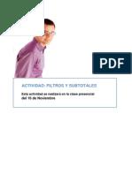 Actividad Filtros y Sub to Tales 16 Nov