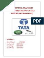 Project Tata Motors