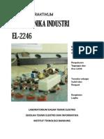 Petunjuk Praktikum EL-2246 (Edisi Th. 2009) ~28!09!09~