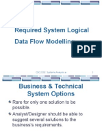 Required System DFD