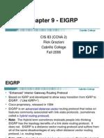 CCNA 2 CISCO EIGRP