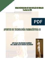 CARÁTULA DE APUNTES TEC.FAR. III