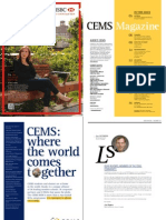 CEMS Magazine Winter 2011