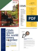 CEMS Magazine Winter 2011