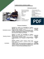Curriculum_vitae Geofisico Ricardo Guzman Antonio Carpio