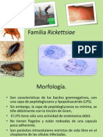 Familia Ricketsiaey Genero Chlamydia