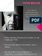 Peter Brook Final