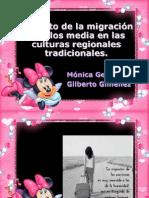 Impacto de la migración y de los media expo