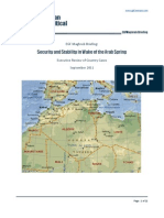 Egf Maghreb Security Stability 2011